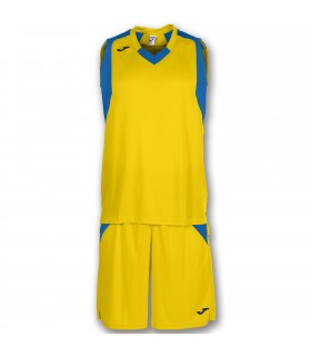 10x Kit Joma Final Set Jaune-Royal