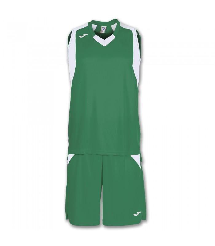 10x Kit Joma Final Set Green-White