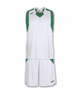 10x Kit Joma Final Set White-Green