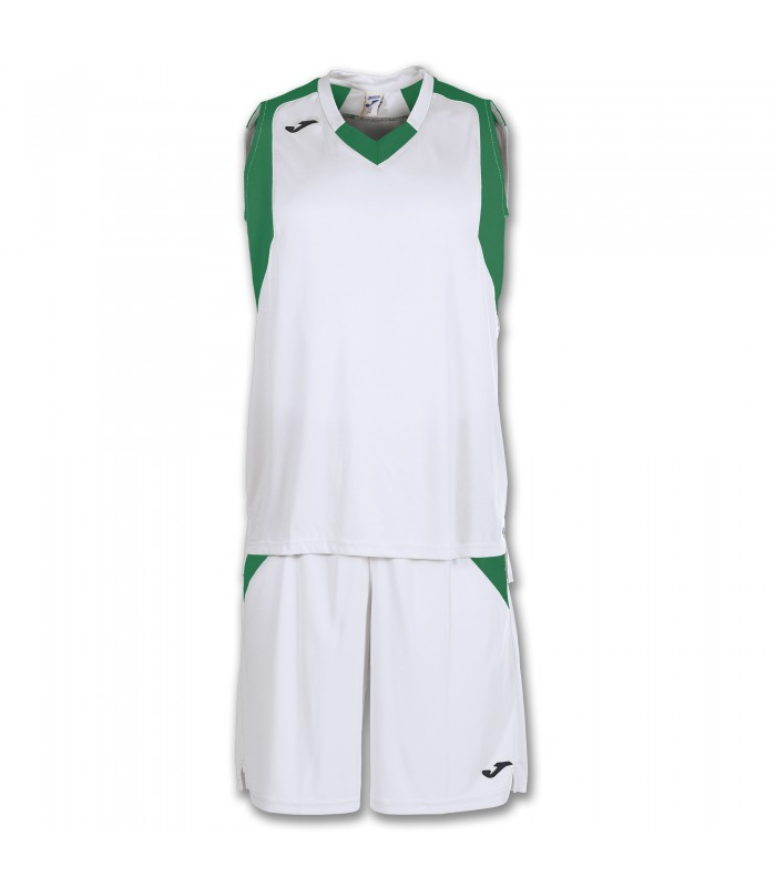 10x Kit Joma Final Set White-Green