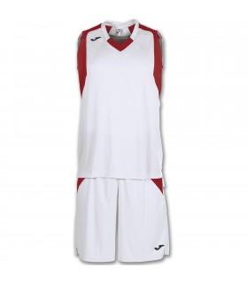 10x Kit Joma Final Set White-Red