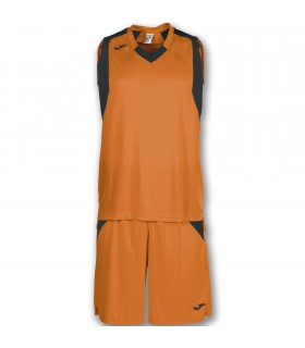 10x Kit Joma Final Set Oranje-Zwart
