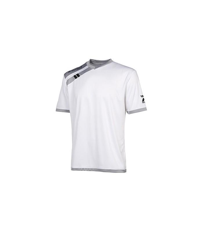 Sportshirt Force 101 blanc - gris