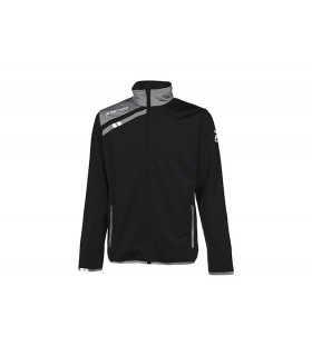 Training Jacket Force 110 black - grey