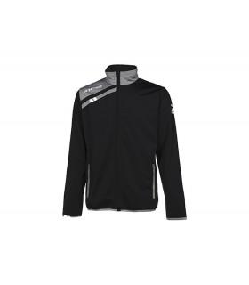 Training Jacket Force 110 black - grey