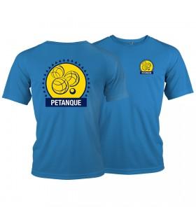 Sport T-Shirt Men PABE1438 + Logos