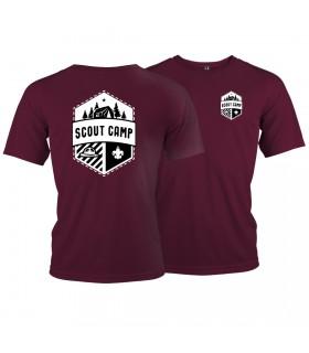 Sport T-Shirt Man PABE1438 + Logo's