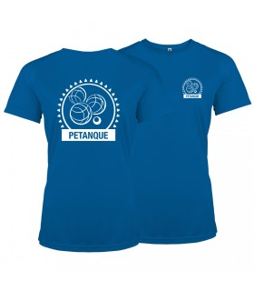 Sport T-Shirt Ladies PABE1439 + 2 Logos