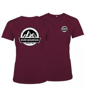 Sport T-Shirt Ladies PABE1439 + 2 Logos