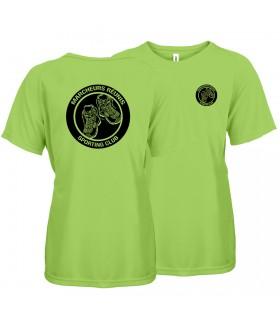 T-Shirt Sport Enfant PABE1445 + Logos