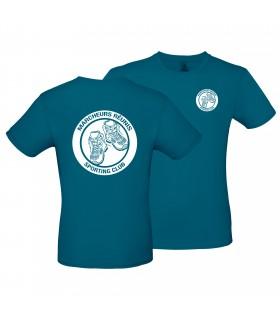 T-Shirt Cotton Homme CGTBE1U01 + Logos