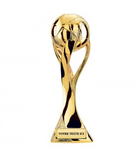 Trophée Footbal H 34cm RS0046-20