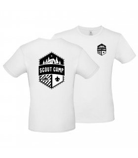 Katoen T-Shirt Man CGTBE1U01T + Logo's