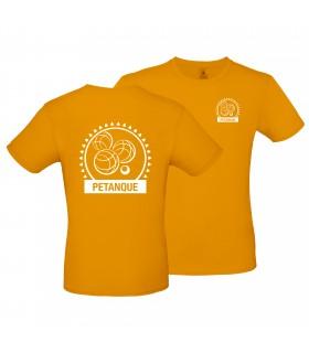 T-Shirt Coton Homme CGTBE1U01 + Logos