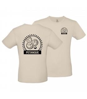 Cotton T-Shirt Men CGTBE1U01T + Logos