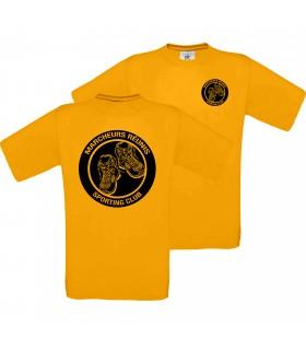 Katoen T-Shirt Kinderen CGBE1149 + Logo's