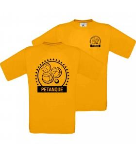 Cotton T-Shirt Kids CGBE1149 + Logos