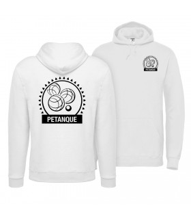 Hooded Sweatshirt Adult CGWUIBE121 + Logos