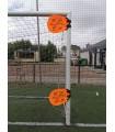 4 cibles football