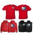 Pack workwear 1 rood - zwart