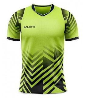 10 Maillots Balotti Fusion Vert