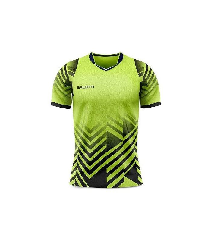 10 Shirts Balotti Fusion Groen