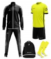 Pack Jaguar Balotti - Yellow Black