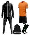 Pack Jaguar Balotti - Orange Black