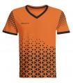 10 Shirts Balotti Diamant orange Zwart
