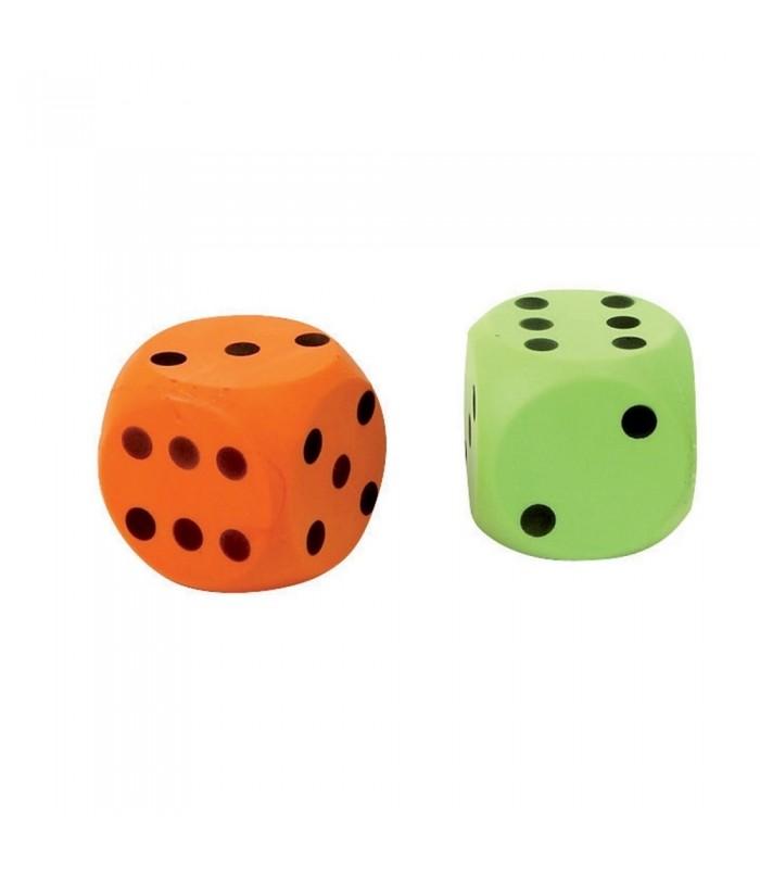 Foam dice