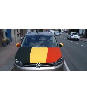 Housse Capot Belgium Hoes Motorkap