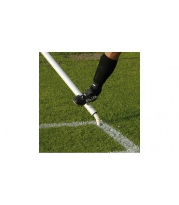 Flexibel cornerpaal