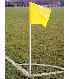 Flexibel Corner stock with flag