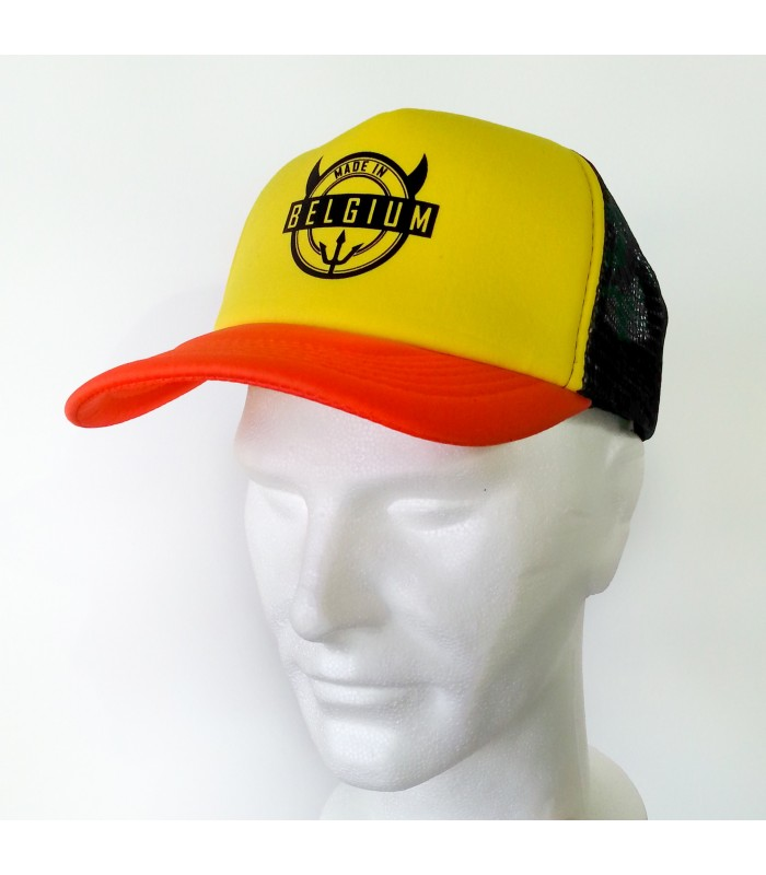 Casquette Made in Belgium