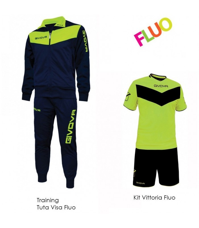 Pack Fluo Basic