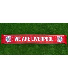 Echarpe Liverpool FC