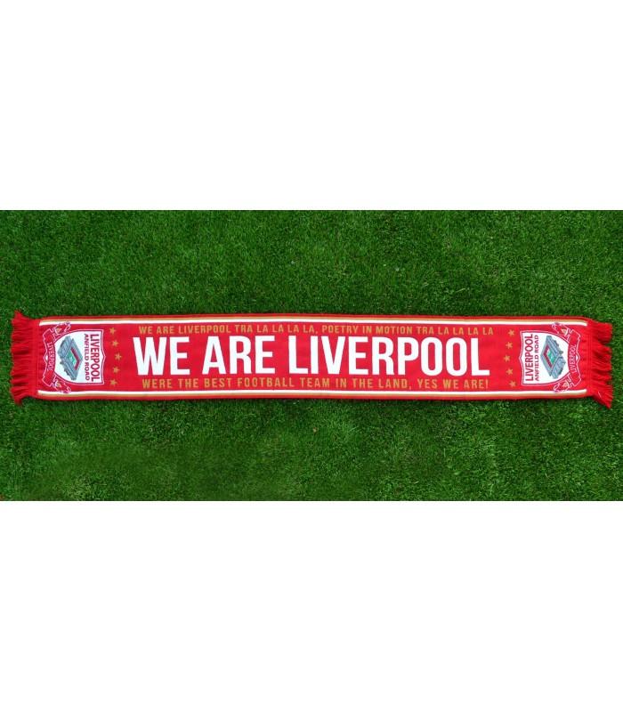 Scarf Liverpool FC