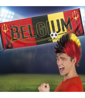 Belgium banner 220 x 74 cm