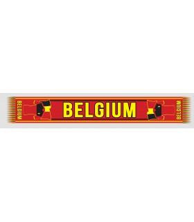 Echarpe Belgique