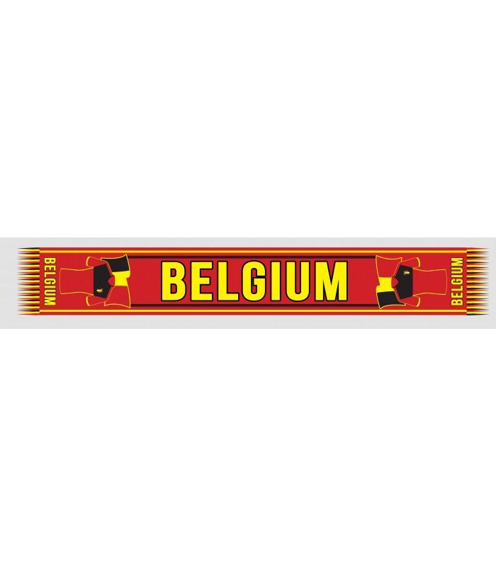 Belgium Scarf