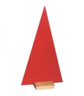 Set van 2 driehoeken voor ploegfouten