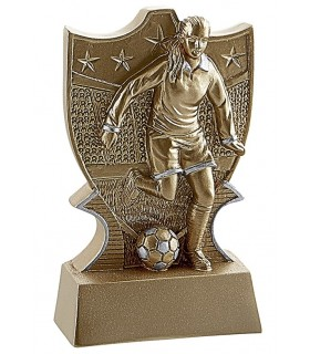 Dame Voetbaltrofee RS0125