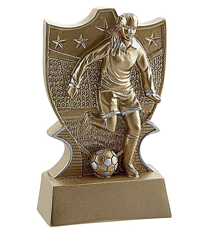 Women Football Trophy RS0125