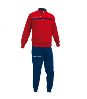 Tracksuit Givova One Full Zip