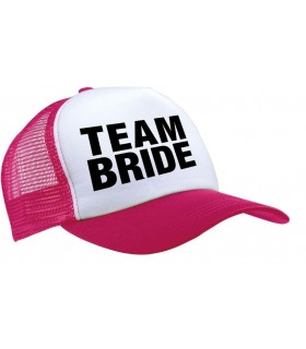 Mesh Cap - 5 Panels : BRIDE
