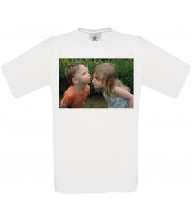 T-shirt avec votre photo