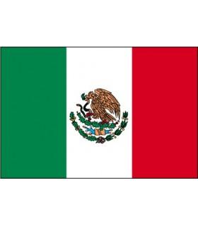 Drapeau Mexique Vlag Mexico