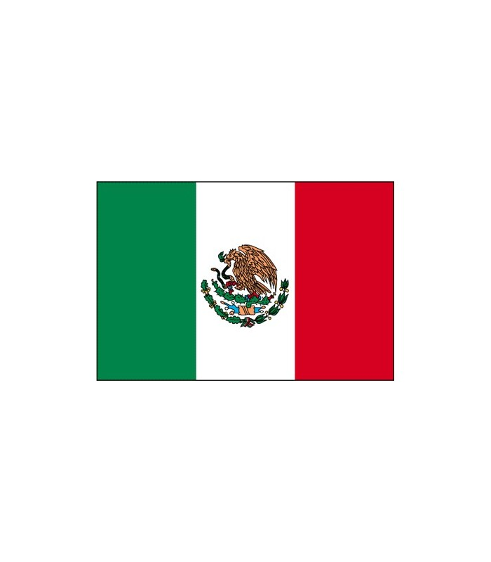 drapeau mexique - vlag mexico