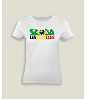 T-shirt Dame Samba les couilles