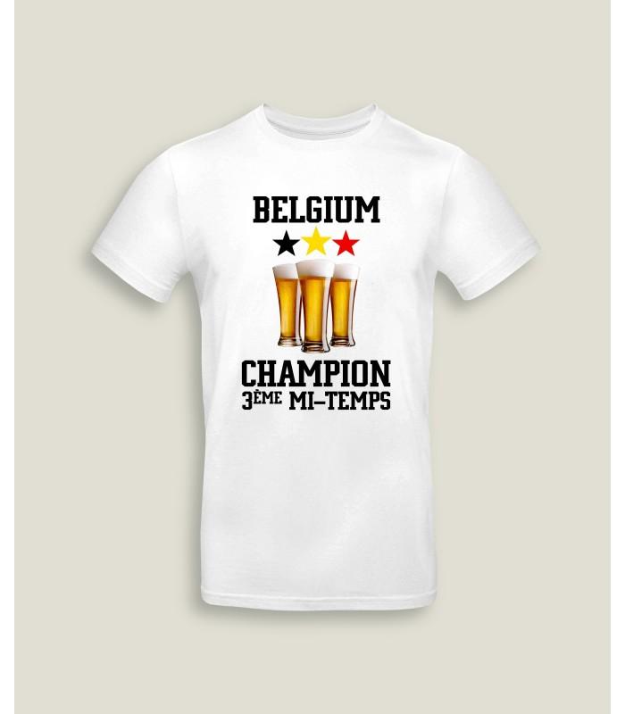 Belgium Champion 3ème Mi-temps